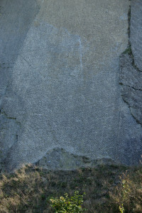 The ripplemarks at Dudley